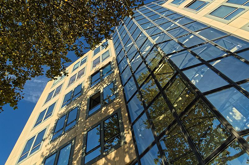 Immeuble du Cabinet GCR (Gestion Comptabilité Révision)