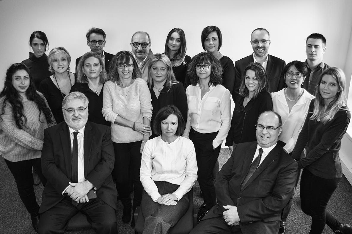 Equipe du Cabinet GCR (Gestion Comptabilité Révision)